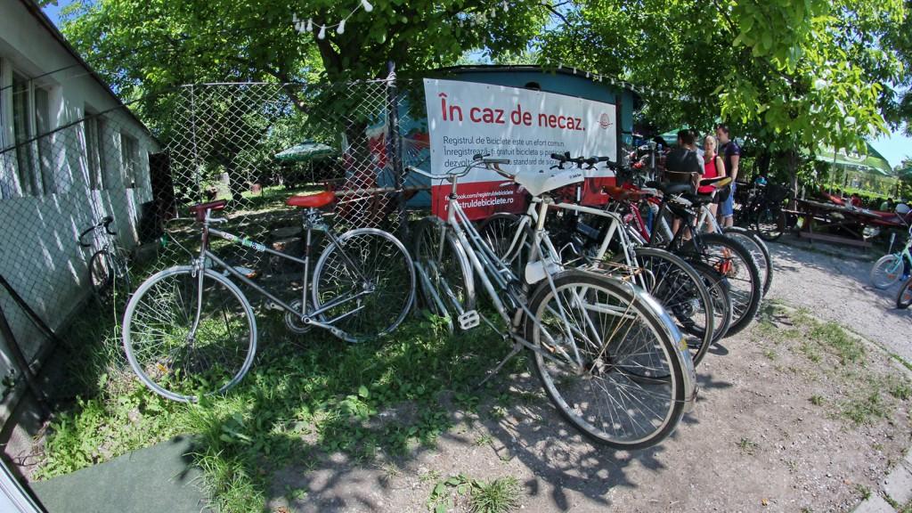 targul de biciclete